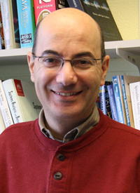 photo of Professor Christo El-Morr