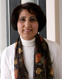 photo of Professor Farah Ahmad