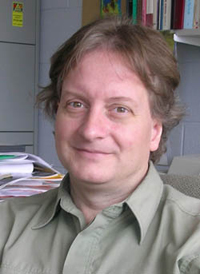 photo of Professor Geoffrey Reaume